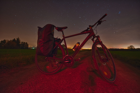 Stargazing ride