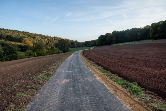 New cycleway between Vichten and Boevange/Attert