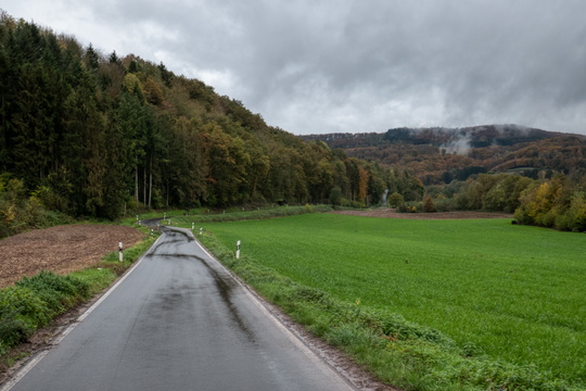 K5 road near Roth an der Our