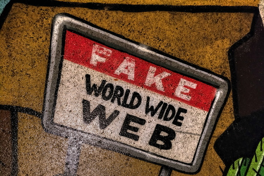 Fake World Wide Web, Rotondes, Luxembourg