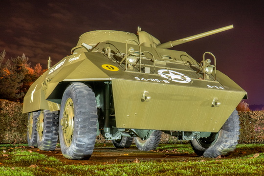 "Light armored car ""M8"""