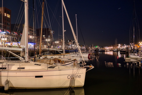 Marina in The Hague