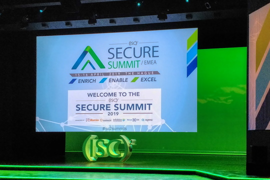 Cybersecurity summit in The Hague