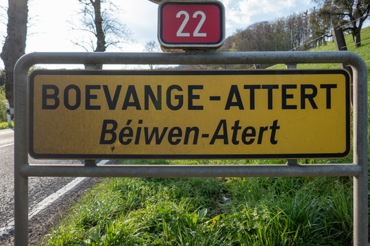 Welcome to Boevange/Attert