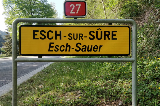 Welcome to Esch-sur-Sûre