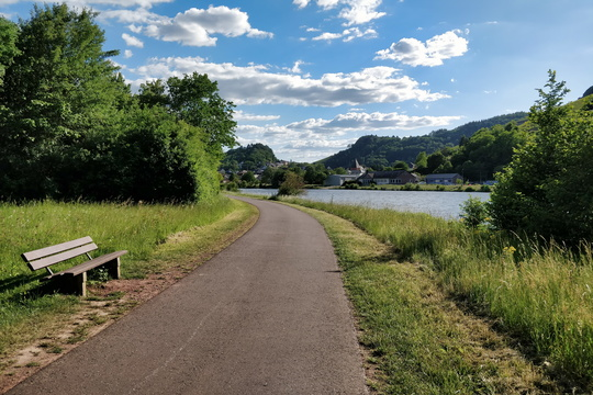 The Saar-Radweg