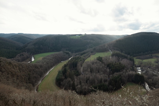 Viewpoint near Houfels